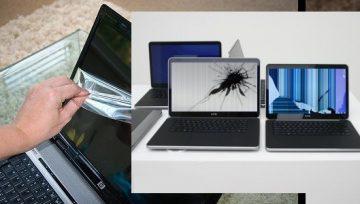 Dizüstü Laptop ekranlarını değiştirme